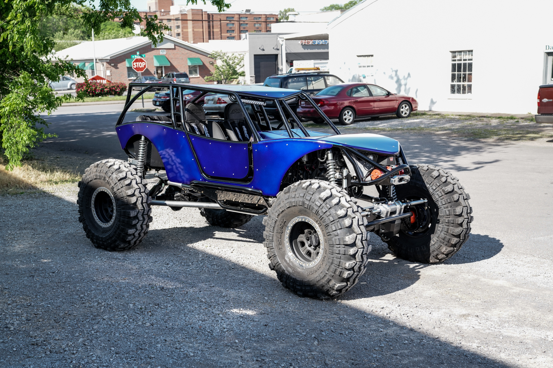 Joe Guzman's 4 Seat Revolution Rock Crawler