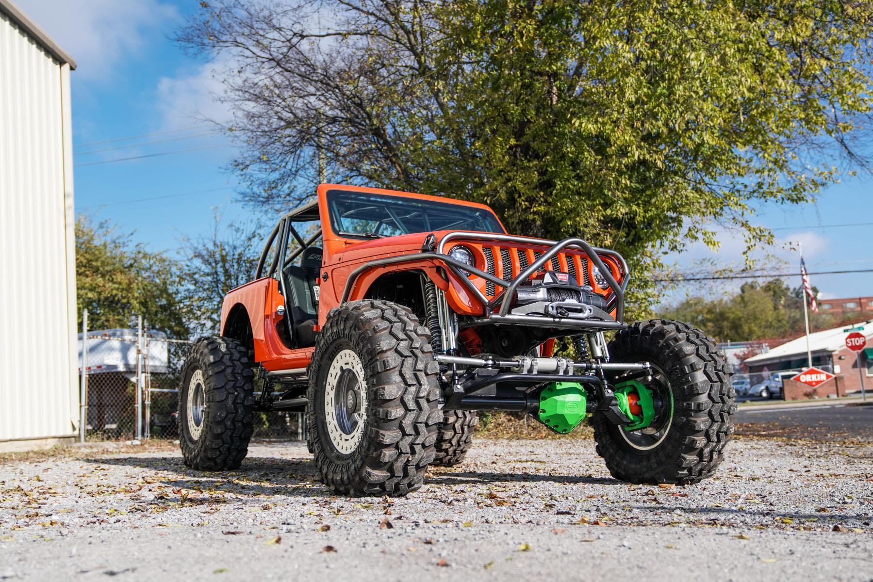 Scott Grubb's Jeep JL