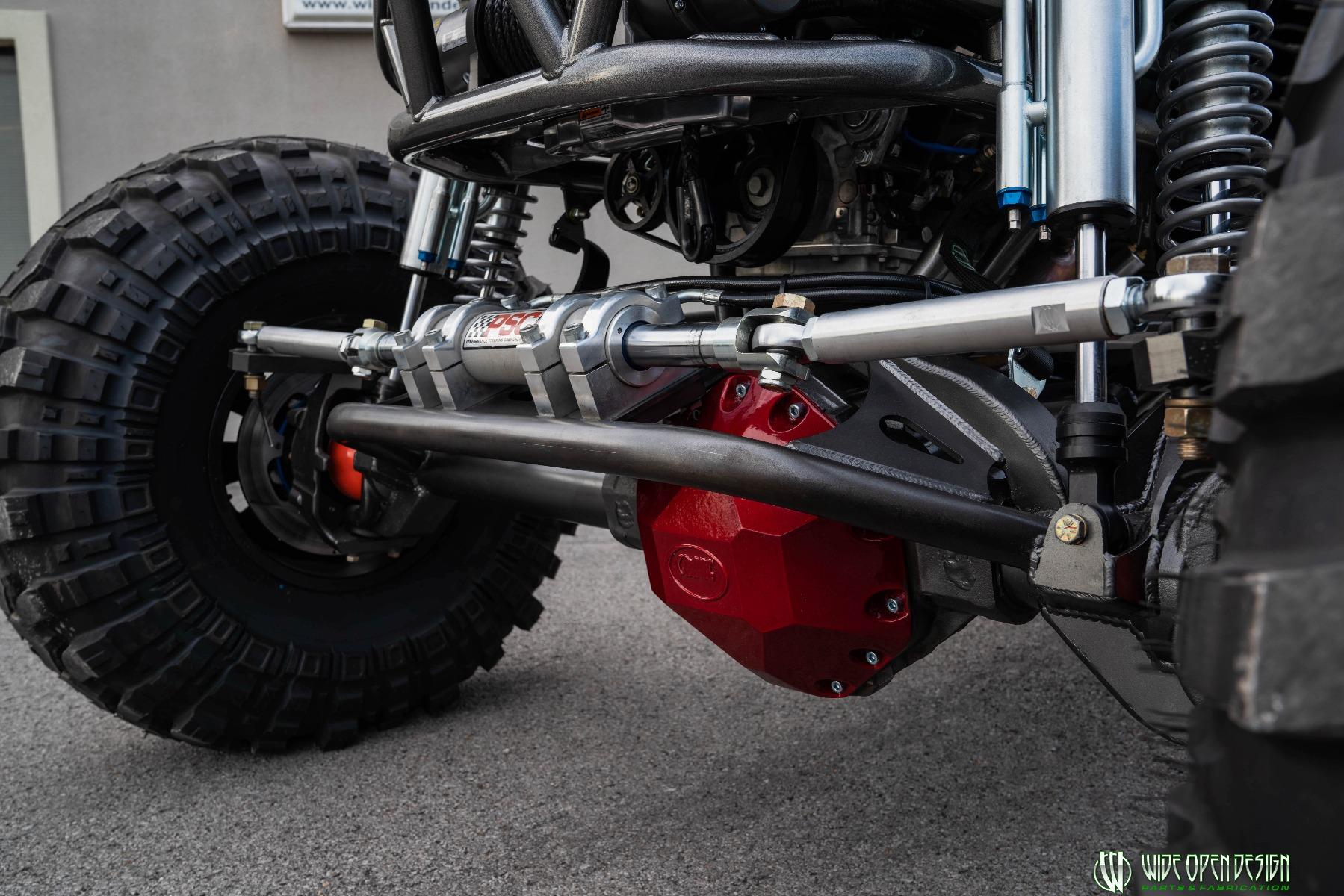 Hello Kitty Rock Crawler Front Axle 1