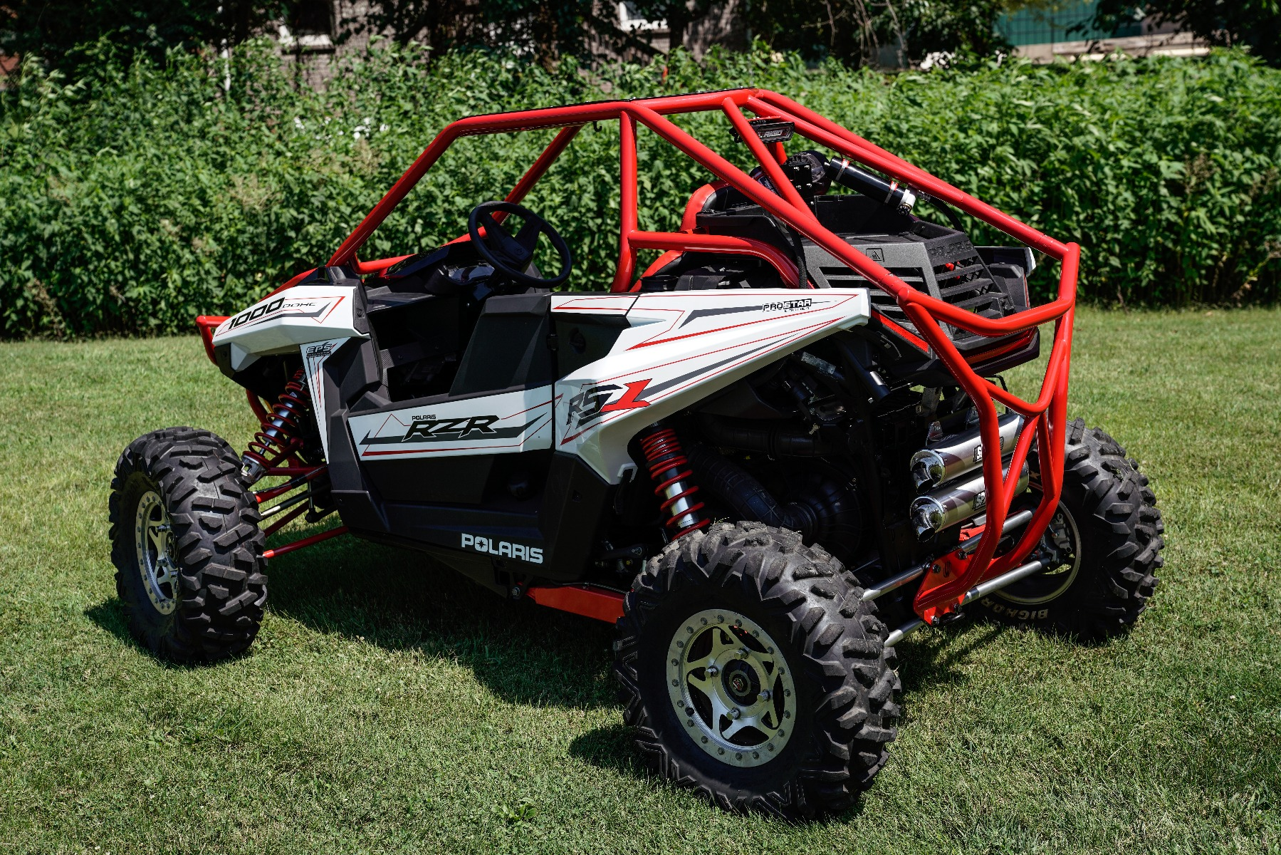 Polaris RZR RS1 Roll Cage Rear Image 2