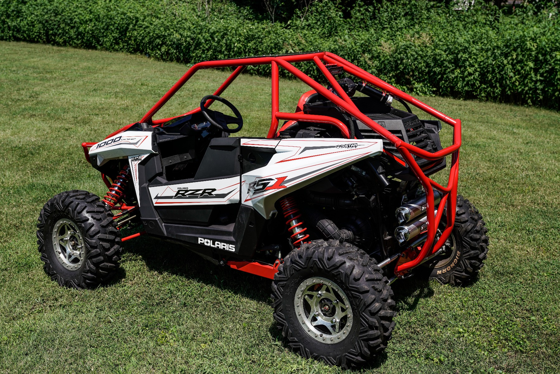 Polaris RZR RS1 Roll Cage Rear Image 5
