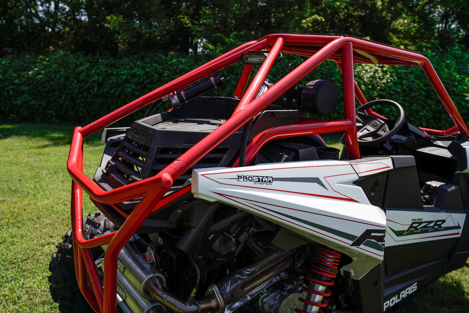 Polaris RZR RS1 Roll Cage Rear Image 6