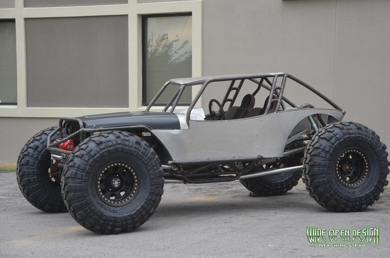 Jeep Evolution Buggy