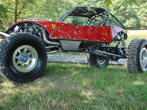 Blower Buggy