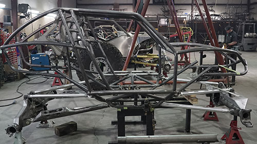 Brian McVay's Revolution Chassis Gallery
