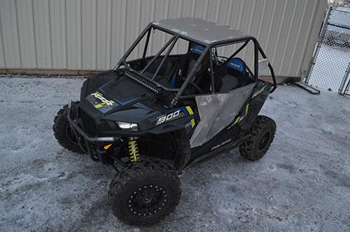 Polaris 900 S RZR Rally Raid Race