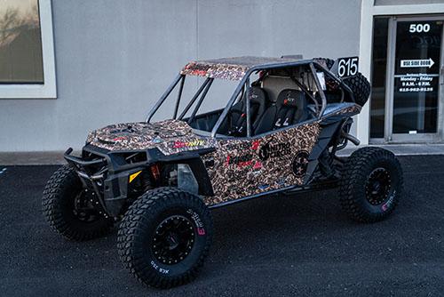 Hubert's RZR Buggy