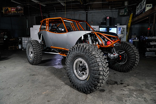 Whiskey Digger Rock Crawler