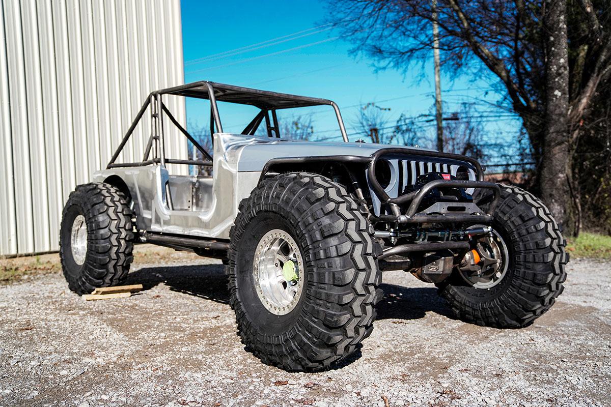 Jeep LJ Build Gallery