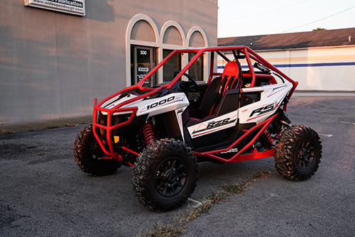 Polaris RZR RS1 Roll Cage & Rocker Guards