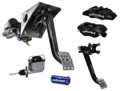 Brakes & Componentes