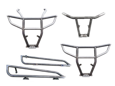 UTV Bumpers & Body Protection