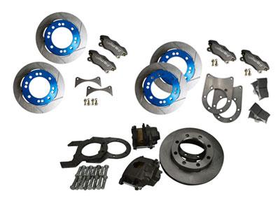 Front Axle Brake Kits