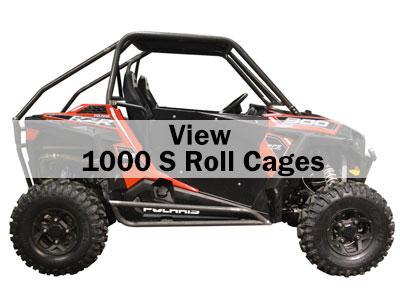 Polaris RZR 1000 S Roll Cages