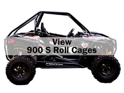 Polaris RZR 900 S Roll Cages