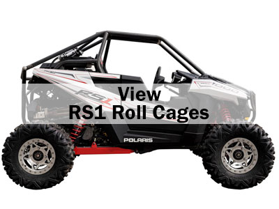 Polaris RZR RS1 Roll Cages