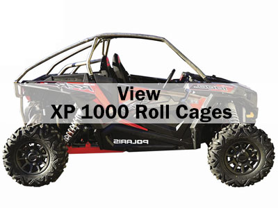 Polaris RZR XP 1000 Roll Cages