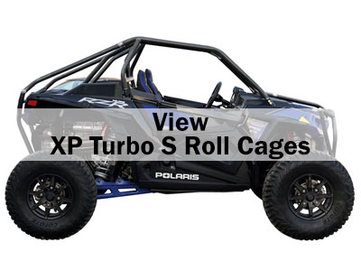 Polaris RZR XP Turbo S Roll Cages