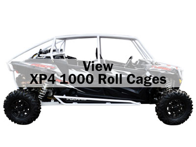 Polaris RZR XP4 1000 Roll Cages