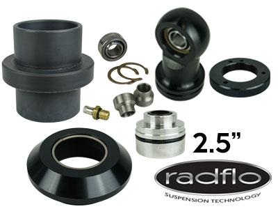 Radflo Shock Parts