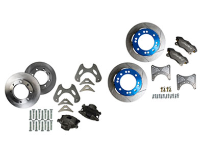 Rear Axle Brake Kits