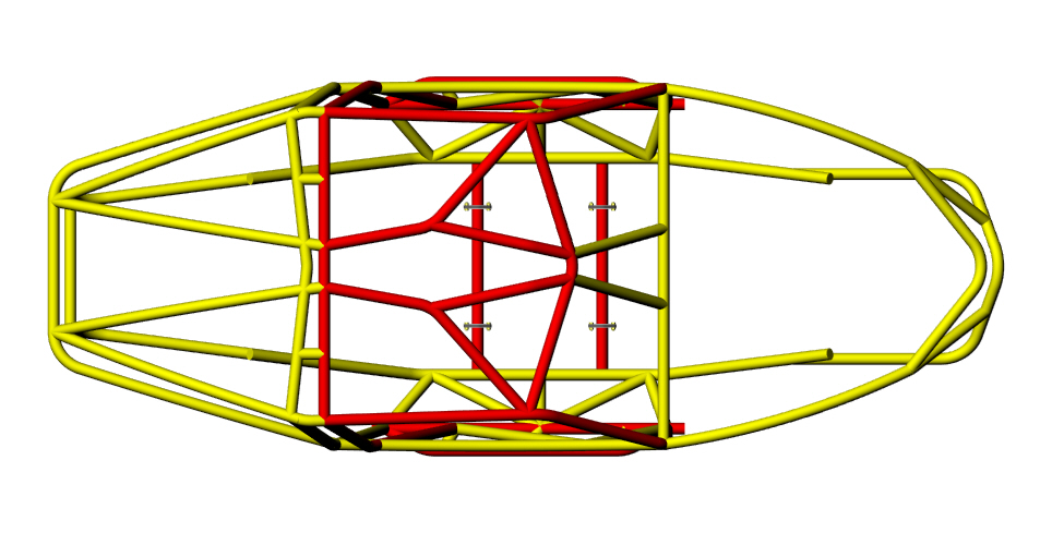 Rev 2.0 Chassis Tubing Size 4