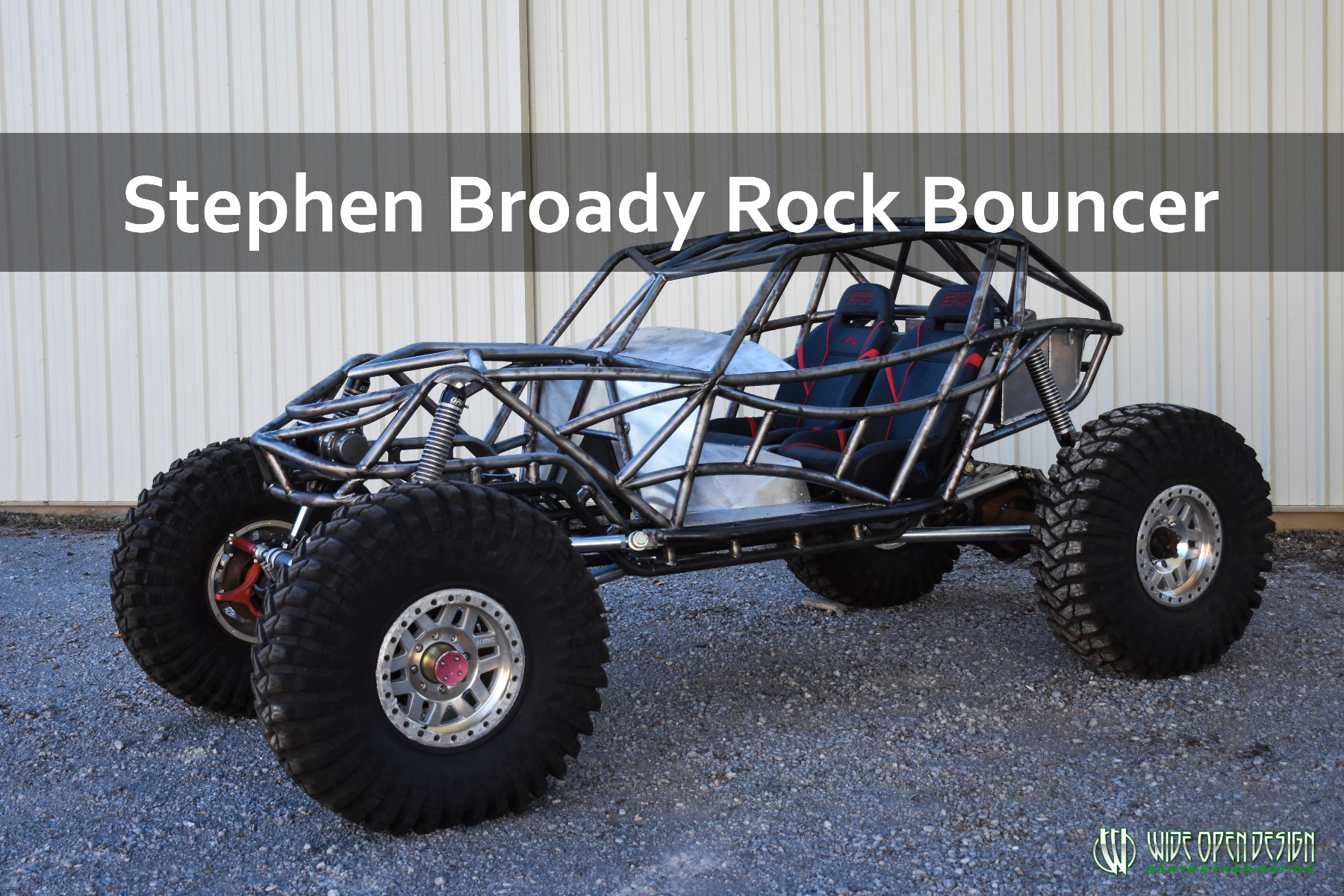 Rock Bouncer For Sale >> Rock Bouncer Chassis