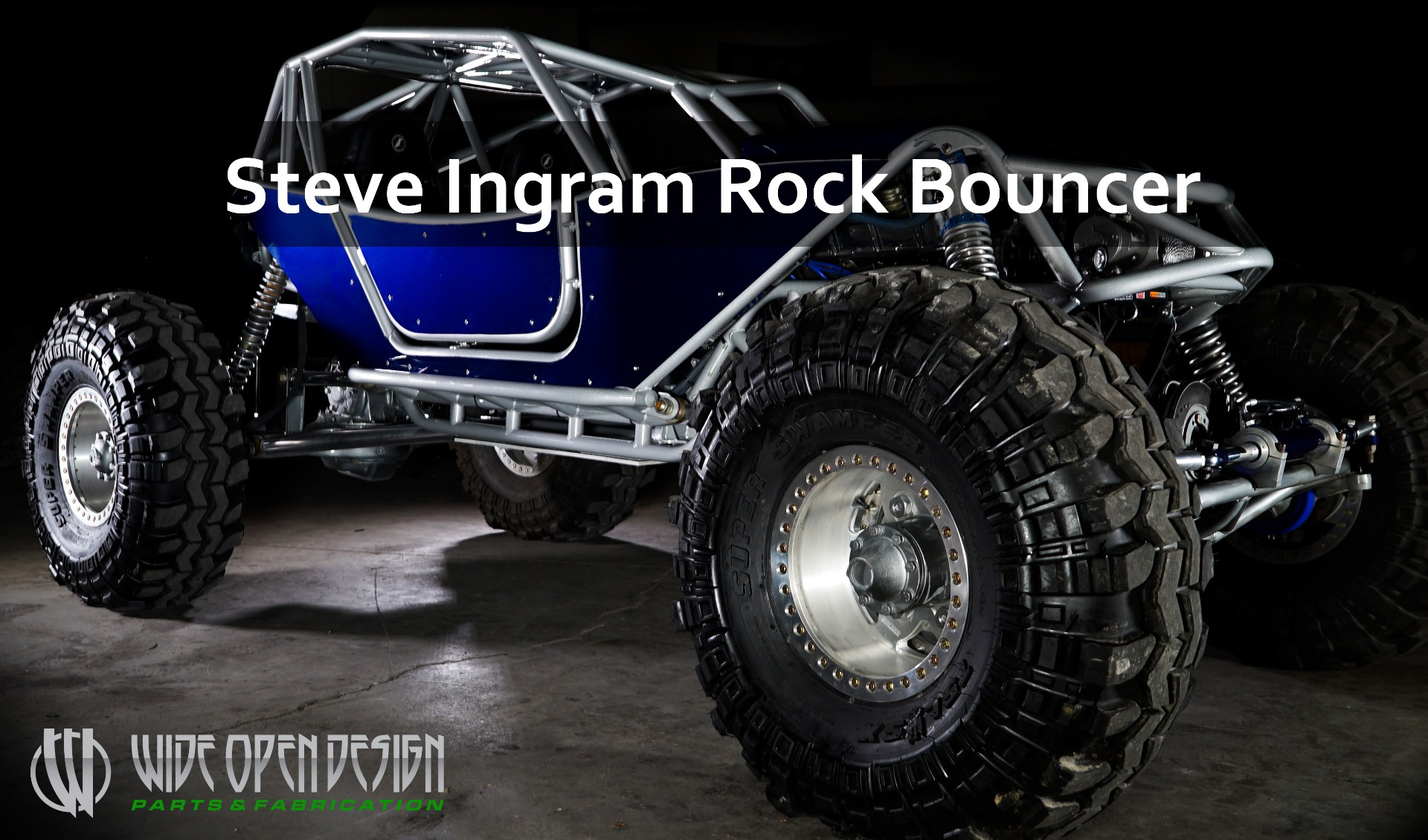 Rock Bouncer Chassis For Rockwells