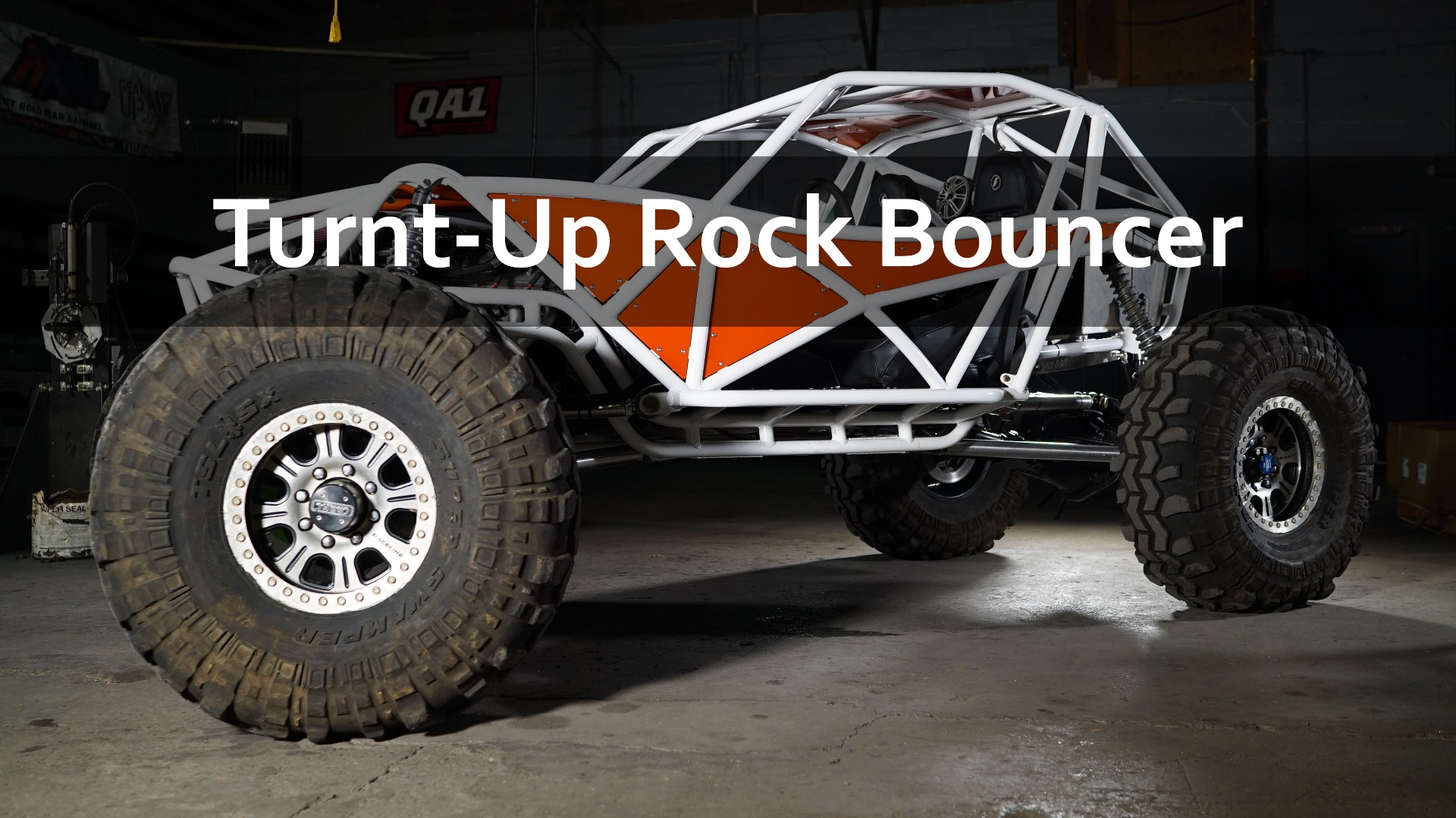 Rock Bouncer Chassis