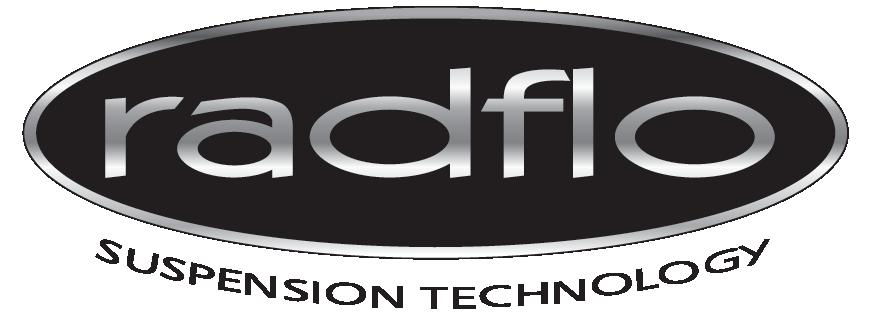 Radflo Shocks Logo