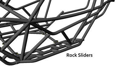 RB Rock Sliders