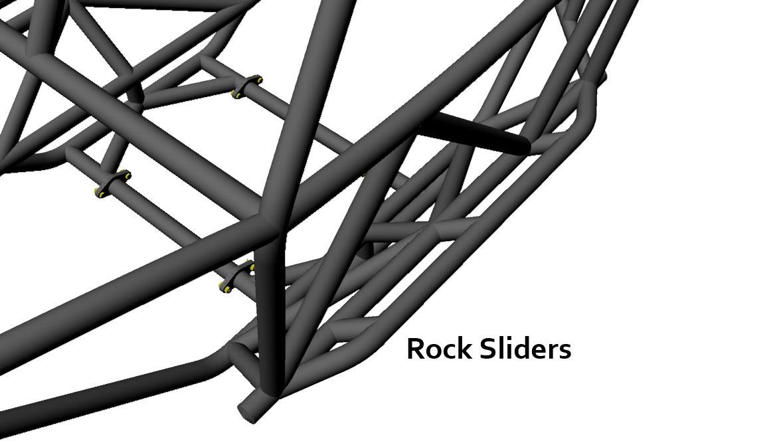 RB Rock Sliders