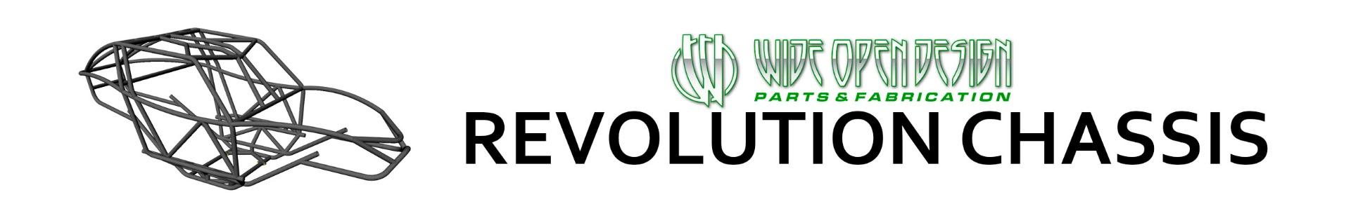 Revolution 2.0 Rock Crawler Chassis